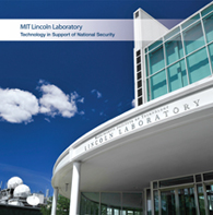 Cover image of Lincoln Laboratory's history book