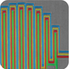 Icon of a micrograph of a superconducting photodetector array
